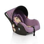 Детско столче-кошничка за кола Gala 0-13 kg - лилав