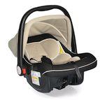 Детско столче-кошничка за кола Luna 0-13 kg - Бежов