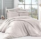 Луксозен спален комплект памучен сатен, жакард - CLOVIS SAMPANYA