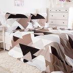 Спално бельо колекция бюджет 100% памук - ШОКО
