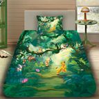 Детско 3D спално бельо - 6423