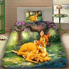 Детско 3D спално бельо - 6421