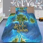 3Dспално бельо Игри - Sea Of Legends