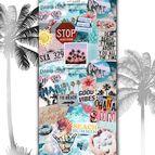 3D Плажни кърпи Summer - Good Vibes