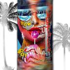3D Плажни кърпи Summer - POW