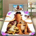 Детско 3D спално бельо - 4553