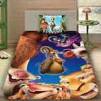 Детско 3D спално бельо - 6603