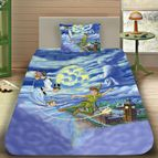 Детско 3D спално бельо - 6425