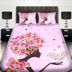 3Dспално бельо Романтични - EUPHORIA