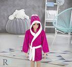 Детски халати - Циклама
