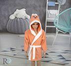 Детски халати - Оранж