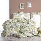 Спално бельо - Орнамент зелен