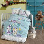 Бебешко спално бельо - Бейби Блу