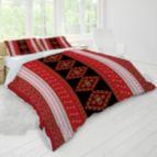 3Dспално бельо с народни мотиви - 7237