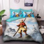 Детско 3D спално бельо - Аватар