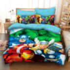 Детско 3D спално бельо - 8486