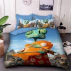 Детско 3D спално бельо - 8251