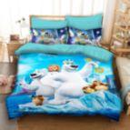 Детско 3D спално бельо - 8245