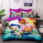 Детско 3D спално бельо - 8239