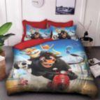 Детско 3D спално бельо - 8220