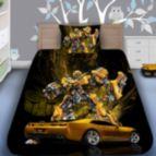 Детско 3D спално бельо - TRANSFORMERS