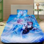 Детско 3D спално бельо - Анна и Елза