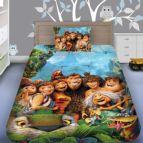 Детско 3D спално бельо - Круд