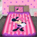 Детско 3D спално бельо - Мики Маус