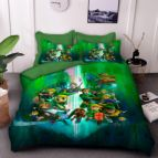Детско 3D спално бельо - 8089