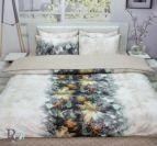 Спално бельо памучен сатен Астрея