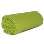 Чаршаф с ластик - Зелено Лайм