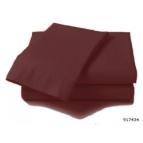Долен чаршаф - Шоколадово кафяво
