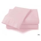Долен чаршаф - Розово