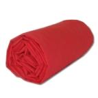 Чаршаф с ластик - Червено