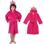 Детски халат - Принцеса