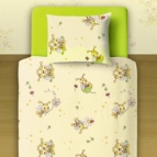 Бебешко спално бельо - Весели пчелички