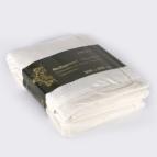 Одеяло-Покривка за легло - Екрю