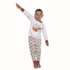Детска пижама за момче - Авиатор