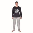 Мъжка пижама - Деним
