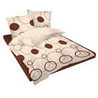 Спално бельо Тристан - екрю