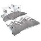 Спално бельо памучен сатен - Дантела