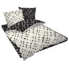 Спално бельо памучен сатен - Инфинити