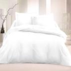 Спално бельо сатен Червен