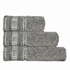 Хавлиени кърпи Атина 450 гр - сиво