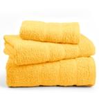 Хавлиени кърпи Бейсик - св.жълто