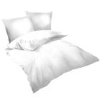 Спално бельо Ранфорс класик - Бяло