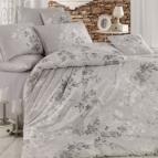 Спално бельо Елена сиво