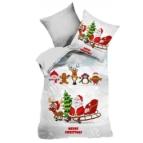 3D Бебешко спално бельо - Christmas