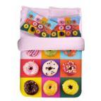 Спално бельо 3D - Donuts