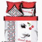 Спално бельо 3D - Лека нощ